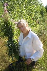 J. Grigaitė naujų pomigorų veislių sėklų ieško turguje, pas pažįstamas močiutes ir savo artimuosius. J. Grigaitės asmeninio archyvo nuotr.