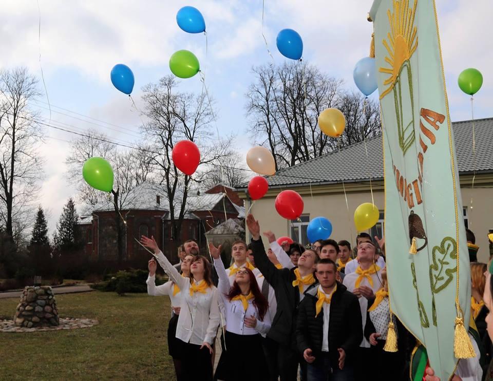 Praėjusiais metais Gelvonų mokyklai buvo suteiktas gimnazijos statusas. J. Žurauskienės nuotr.