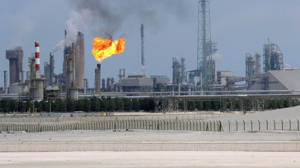 Naftos ir dujų pramonė – pagrindinis Kataro gerovės šaltinis. Scanpix nuotr.