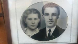 Pora susituokė išdraugavusi pusę metų.  Autorės nuotr.