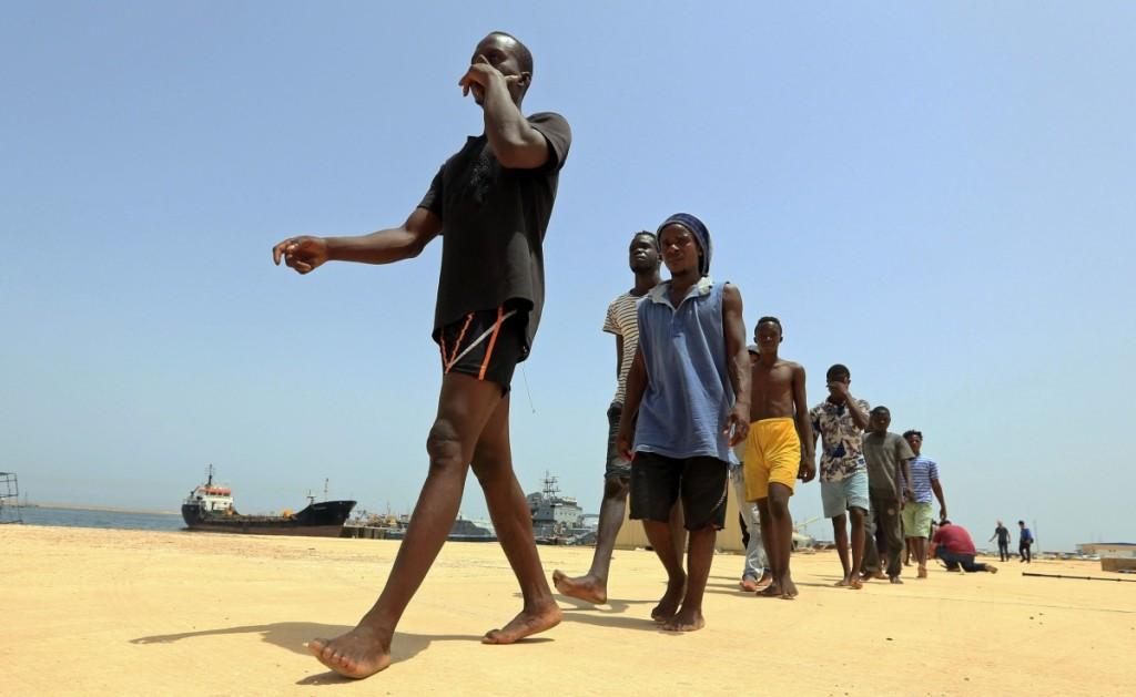 Šio amžiaus viduryje afrikiečių bus maždaug 3,5 karto daugiau nei europiečių.  Scanpix nuotr.