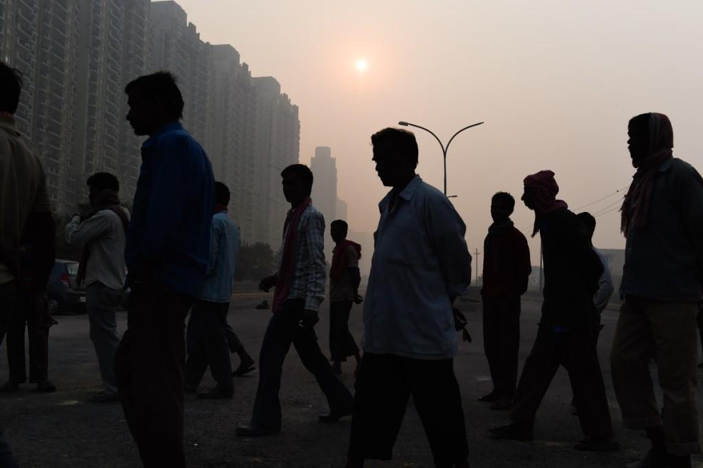 Pagal gyventojų skaičių didžiausia pasaulio galybe taps Indija.   Scanpix nuotr.