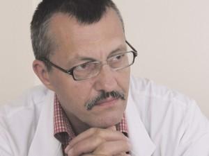 Lietuvos gastroenterologų draugijos pirmininkas prof. Jonas Valantinas