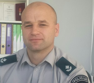Šarūnas Oleknavičius.