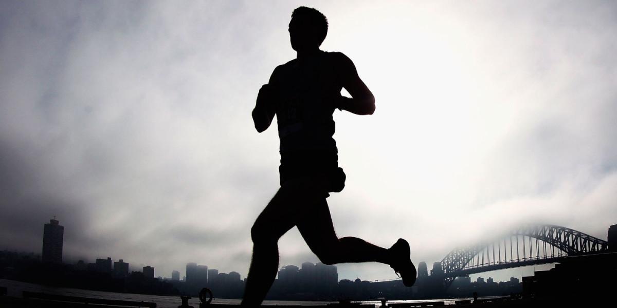bėgiojimas iki hipertenzijos