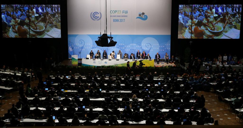 je prasidėjo Jungtinių Tautų klimato kaitos derybų konferencija.  Scanpix nuotr.