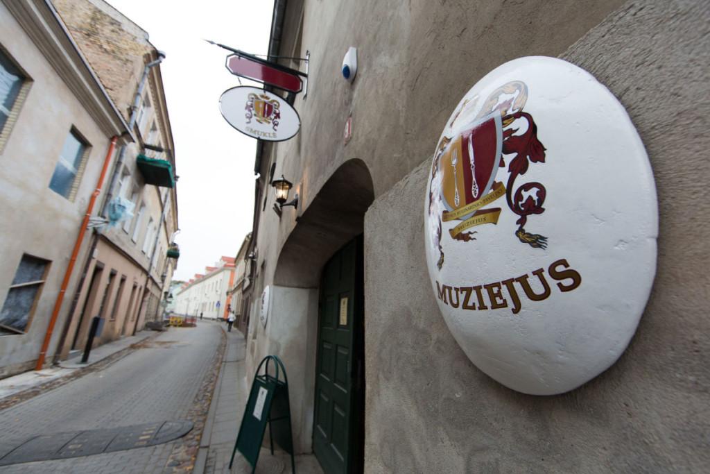 Kulinarinio paveldo muziejus yra unikalus ne tik Lietuvoje, bet ir pasaulyje.