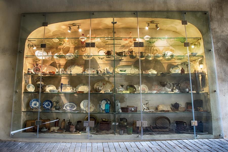 Lietuvos kulinarinio paveldo muziejus turi apie 25 tūkst. eksponatų, tad ekspozicijos keičia viena kitą.