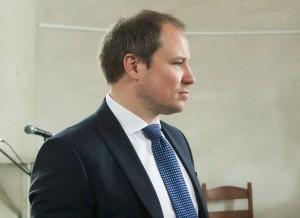 žemės ūkio ministras Giedrius Surplys ELTA nuotr.