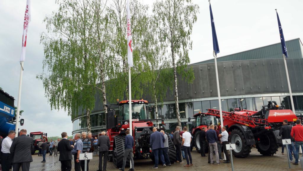 """AB """"Linas Agro"""" ir UAB """"Dotnuva Baltic"""" surengė tarptautinę konferenciją """"Projektuojame ateitį: žemės ūkio perspektyvos Lietuvoje"""". Ji vyko gegužės 17 d. Kėdainių arenoje. Organizatorių nuotr."""