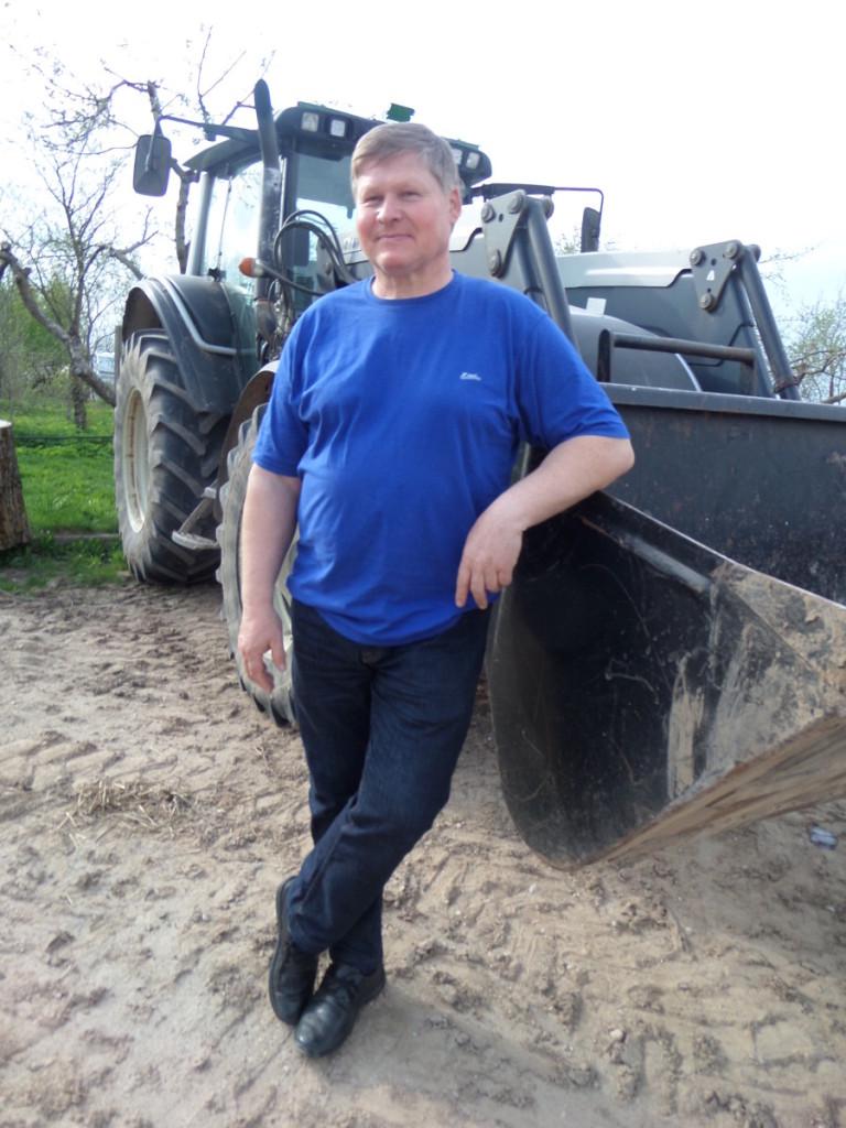 R.Kubaitis siekia užauginti aukštos kokybės produkciją, ir tai jam pavyksta – grūdai puikiai išsilaiko iki pavasario.