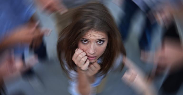 kuo panikos priepuoliai skiriasi nuo hipertenzijos