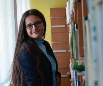 Gytė Augustinaitytė Alytaus jaunimo centro jaunųjų žurnalistų kursai