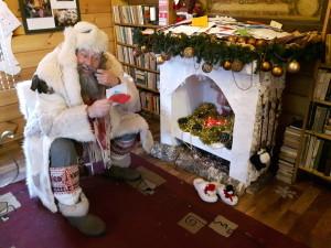 Lietuvos Senelio Kalėdos rezidencija įsikūrusi Trakuose, čia vyksta daug smagių kalėdinių renginių. Asmeninio archyvo nuotr.