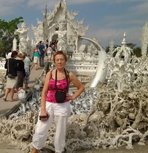 J.Radvilė įsitikinusi, kad kelionės stiprina sveikatą . Tailandas. Asmeninio archyvo nuotr.