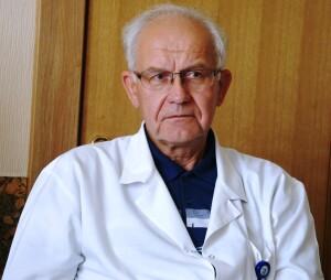 Gydytojas neurologas Antanas Lukošaitis