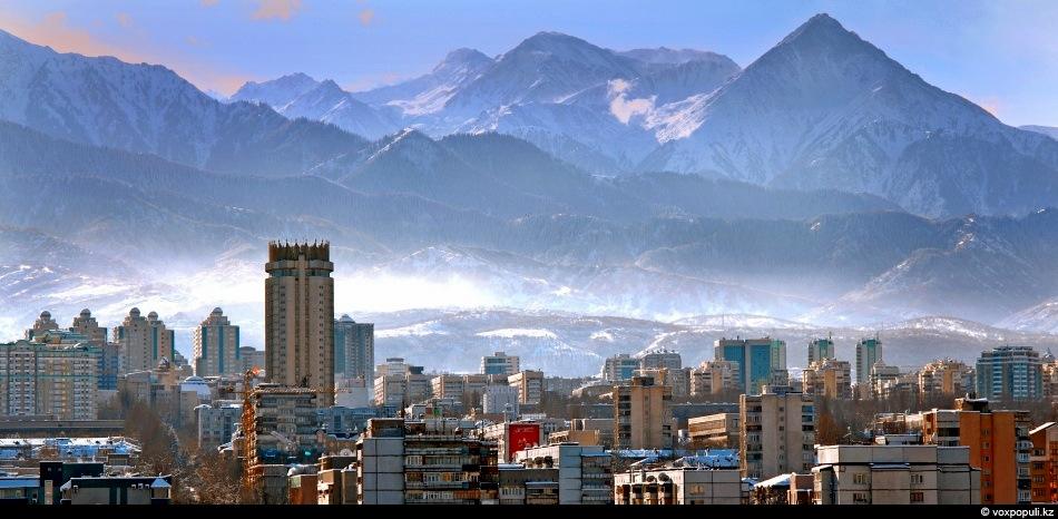 Kazachstanas – kontrastų šalis.