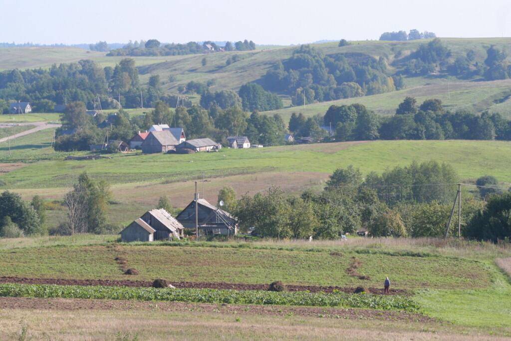 kaimas,ūkis