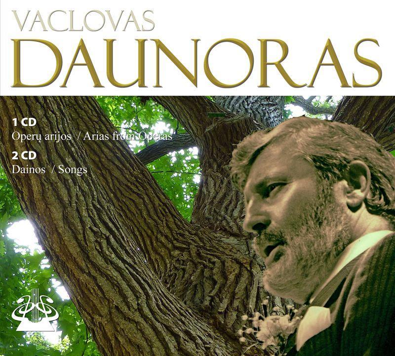 Muzikų sąjunga išleido V. Daunoro kompaktinę plokštelę