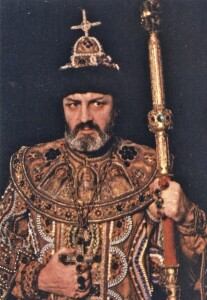 V.Daunoras Boriso Godunovo vaidmenyje.