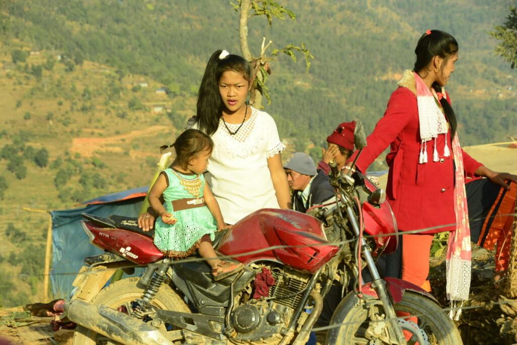 Šarūnas Mikulskis sukūrė dokumentinį filmą apie Nepalą / Asmeninio albumo nuotr.
