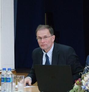 dr. Arūnas Svitojus.