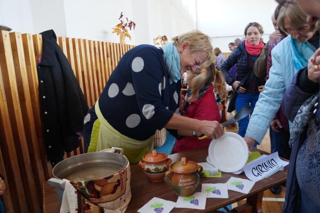 Bulvės šventė Sintautuose gyvuoja jau 12 metų.