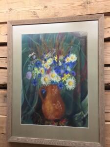 Gėlių karaliene vadinamai dainilininkei gėlės - savotiška bendravimo su pasauliu priemonė.