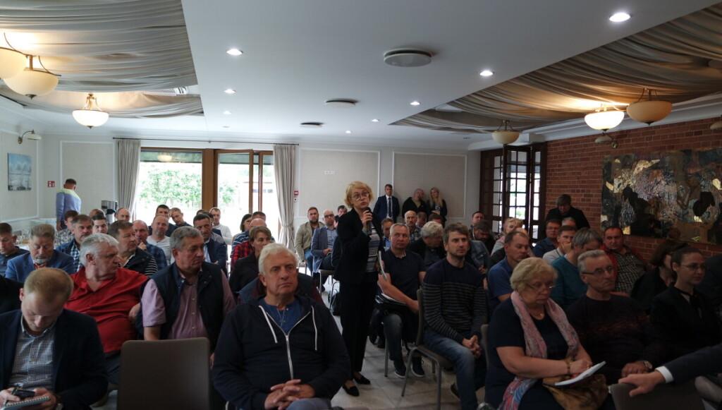 Grūdininkai aptarė tiek lokalius rūpesčius, tiek visos ES žemdirbiams aktualias problemas.