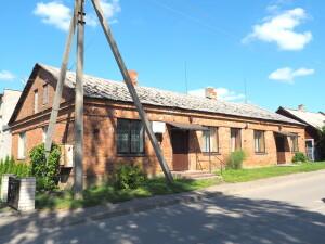 Kadaise Musninkuose dominavo žydai, kurių namų yra išlikusių iki šiol.