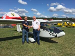 Savaitę trukusiame 15-ajame Europos ultralengvųjų orlaivių čempionate auksą iškovojo ukrainietis, dviviečio ultralengvojo orlaivio pirmasis pilotas Jurijus Jakovlevas.