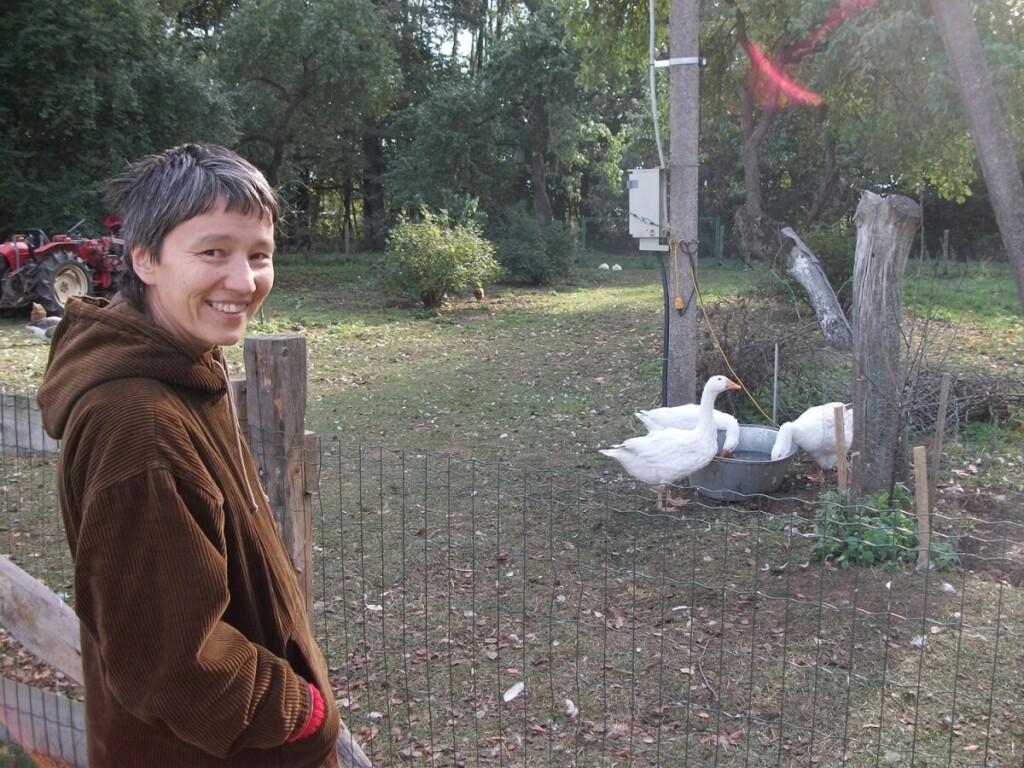 Altajuje gimusi ir Tytuvėnuose užaugusi Oksana iš karto pakerėjo A.Kulikauską.