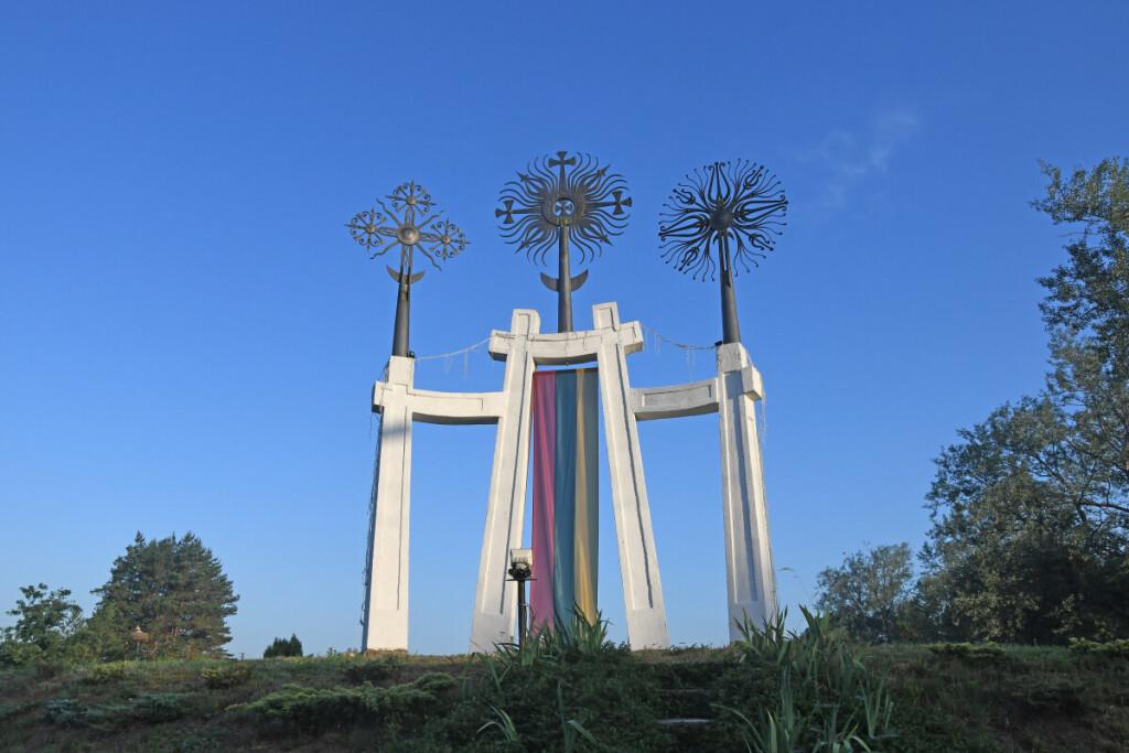 Lietuvos tūkstantmečio vartai Lukšiuose