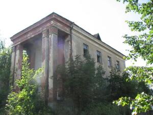 Sinagogoje sovietiniais laikais buvo Daugų kultūros namai, kino salė.