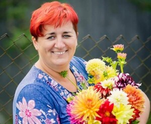 A.Avižienytė-Grigaravičienė sako esanti iš kantresniųjų ir nebijanti tų gėlių, kurios ją įpareigoja