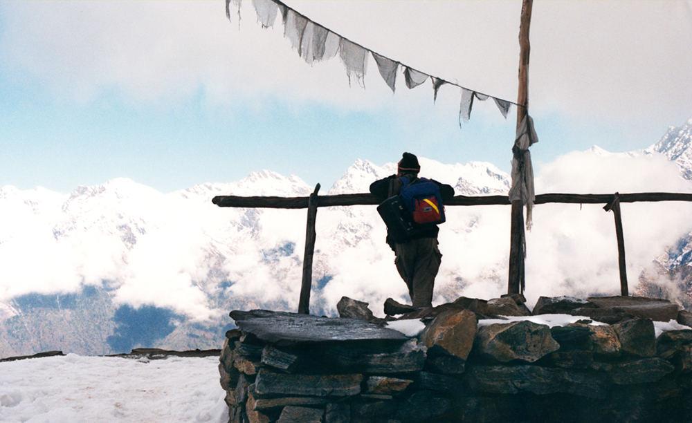 Himalajuose neįmanoma nepajusti magiškos kalnų dvasios.