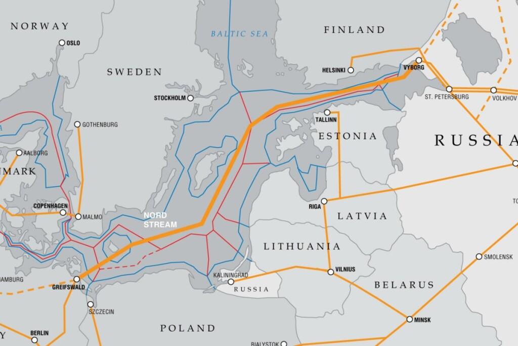 Nors formaliai dujų tiekimo į Europą maršrutų diversifikacija didėja, didėja ir priklausomybė nuo to paties dujų tiekėjo.