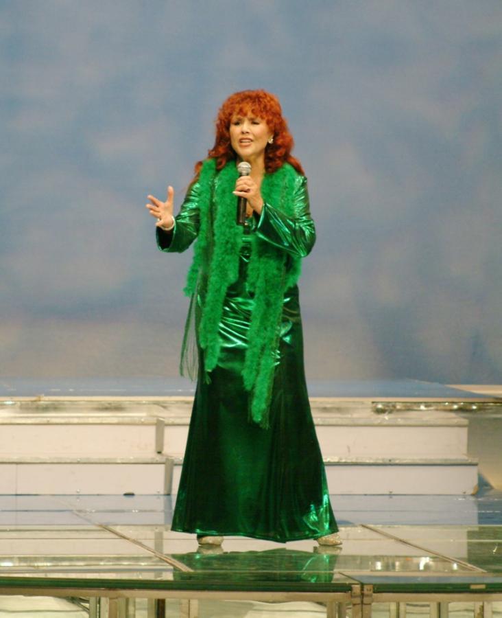 N. Paltinienės atliekamos dainos vis dar skamba LRT pageidavimų koncertuose.  Asmeninio archyvo nuotr.