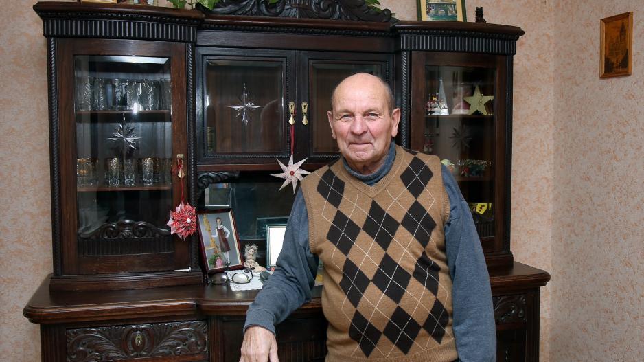 Plungėje gyvenančiam Anicetui Mačiulskiui skaudu prisiminti vaikystę