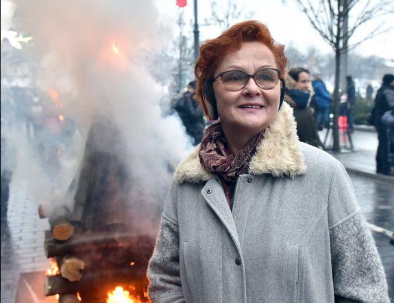 Nijolė Oželytė. Stasio Žumbio nuotr.