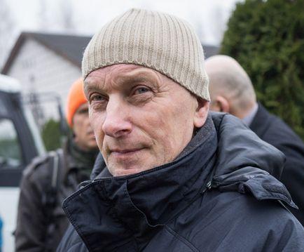Rimantas Skiparius. Kazimiero Linkevičiaus nuotr.