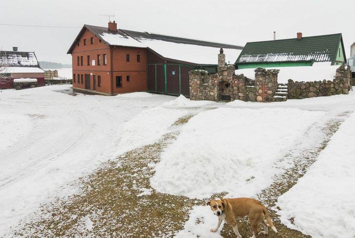 Punsko ūkininko ferma. Kazimiero Linkevičiaus nuotr.