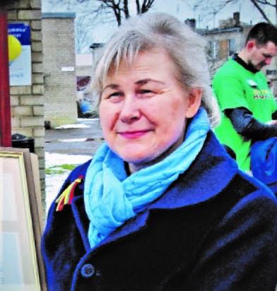 Rita Lubienė su šeima priversta izoliuotis iš užsienio grįžus dukrai.