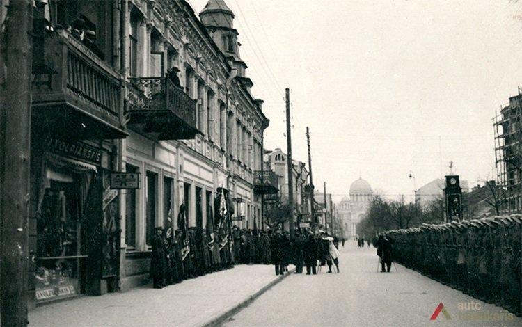 Ikikarinis Kaunas