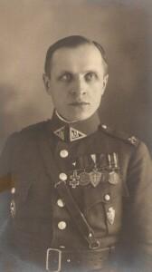 Pulkininkas J.Šarauskas 1941 m. buvo sušaudytas Červenėje.