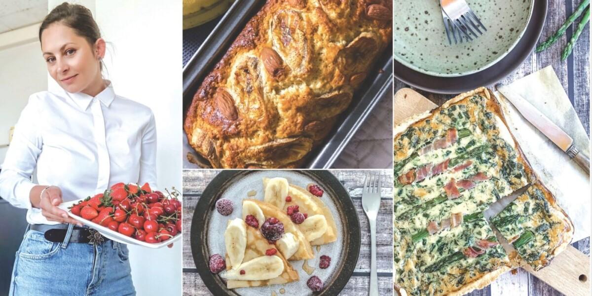 """Kulinarinio meno kūrėja: """"Skanus maistas – didelis gyvenimo malonumas"""""""